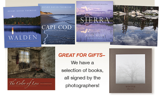 great for gifts - 6 photo books