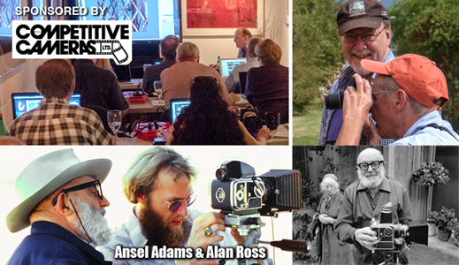 Creative Photography Workshop with Alan Ross, at Sun to Moon Gallery, Dallas, TX