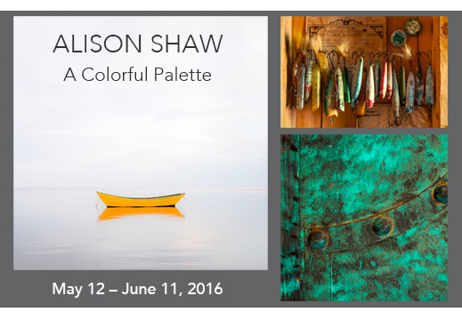 ALISON SHAW, a Colorful Palette, photography exhibition at Sun to Moon Gallery, Dallas, TX