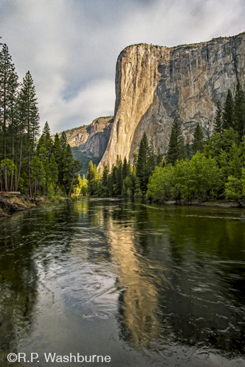 Yosemite fine photographic print by R.P. Washburne, at Sun to Moon Gallery