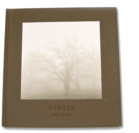 """Winter"" book by Jeffrey Conley, available at Sun to Moon Gallery, Dallas, TX"