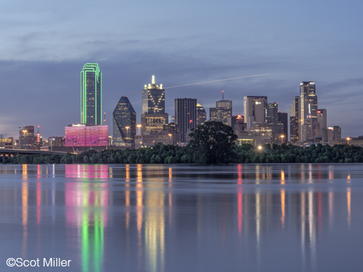 City of Dallas fine photographic prints by Scot Miller, at Sun to Moon Gallery