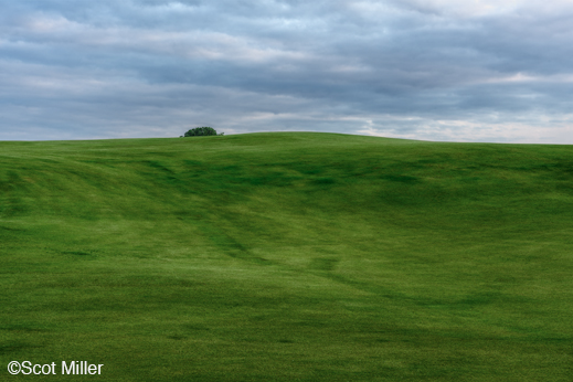 Fine Photographic Print of trinity Forest Golf Club by Scot Miller, at Sun to Moon Gallery
