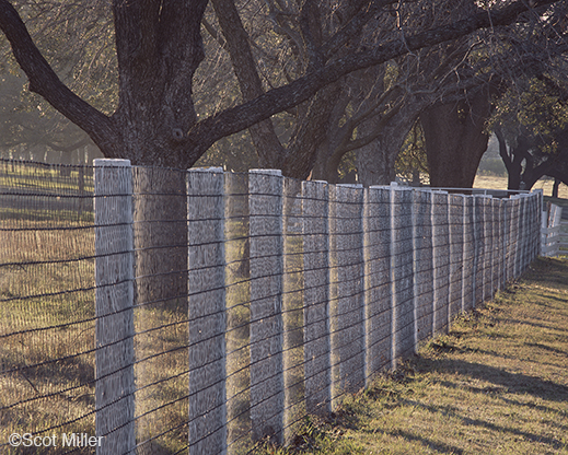 Fine Photographic Print from the LBJ Ranch by Scot Miller, available at Sun to Moon Gallery. Dallas, TX